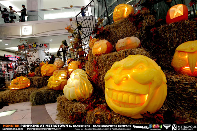 Monster Pumpkin Displaya