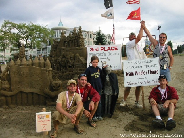 World Championship Sand Sculpture Competition