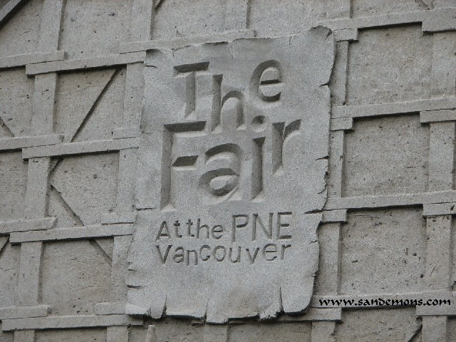 2008 PNE Fair Logo